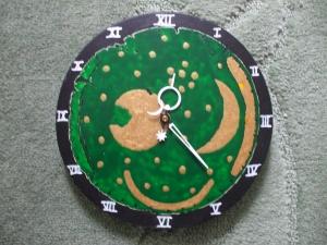 Uhr aus Holz (7)